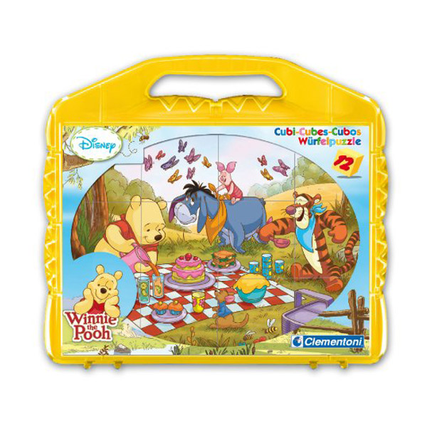 Clementoni kocke Winnie The Pooh 41165 - ODDO igračke