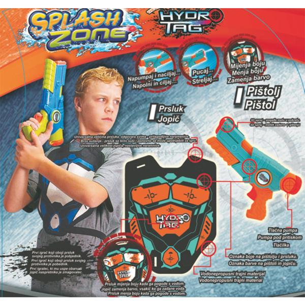 Hydro Tag paintball na vodu 18-421000 - ODDO igračke