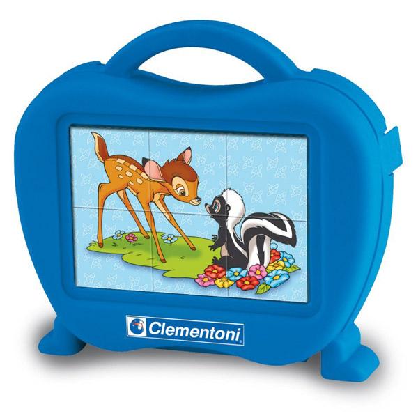 Clementoni kocke Bambi 40636 - ODDO igračke