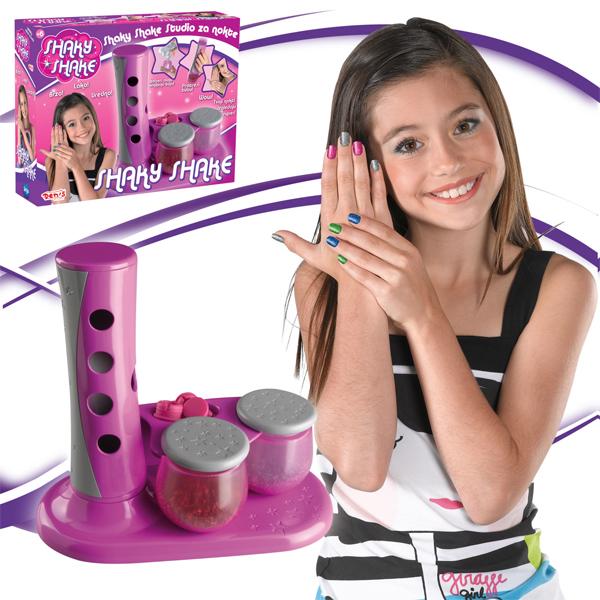 Shaky Shake Studio za nokte 23-716000 - ODDO igračke