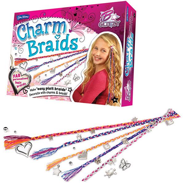 Magične pletenice 23-731000 - ODDO igračke