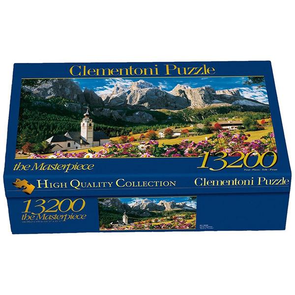 Clementoni Puzzle Dolomites 13200 pcs 38007 - ODDO igračke