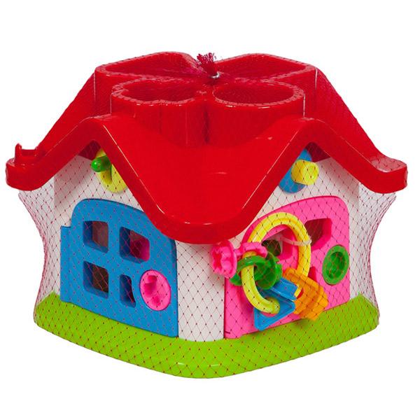Kućica sa oblicima BR9159 - ODDO igračke