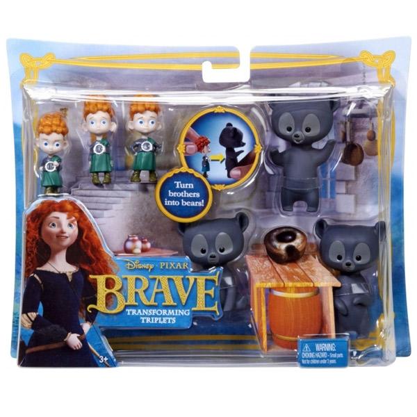 Plasticna figura set Brave Merida V1813 - ODDO igračke