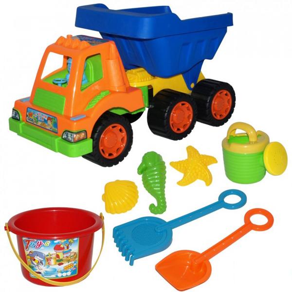 Kamion set 7 kom 50-318000 - ODDO igračke