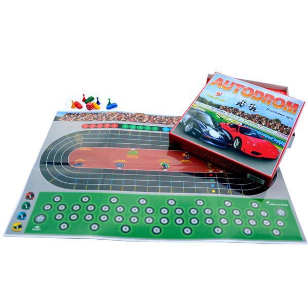 Megaplast Autodrom 3950117 - ODDO igračke