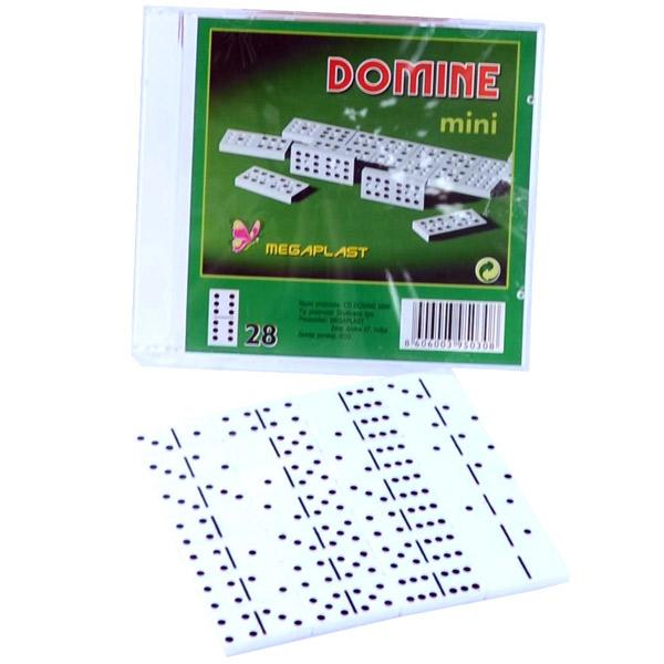 Domine Mini Megaplast  - ODDO igračke