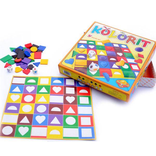 Igra Kolorit Megaplast 3950698 - ODDO igračke