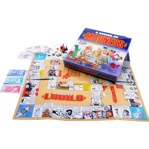 Megaplast Madness 3950537 - ODDO igračke