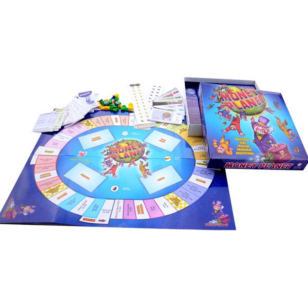 Megaplast Money Planet 3950582 - ODDO igračke