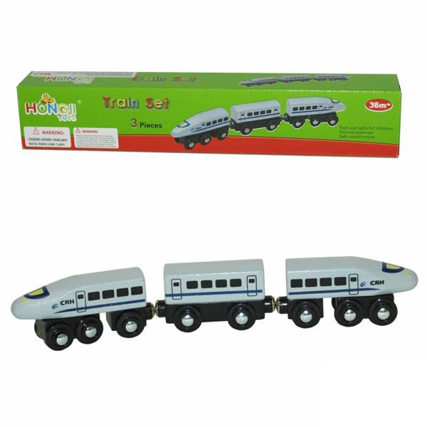 Drveni voz 64-405000 - ODDO igračke
