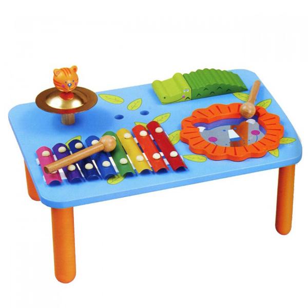 Drveni muzički sto 64-465000 - ODDO igračke