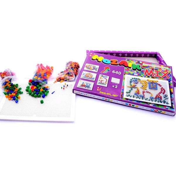 Megaplast Mozaik Mix 3950377 - ODDO igračke