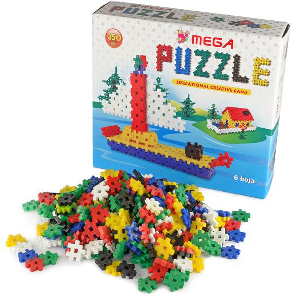 Megaplast Puzzle 350 pcs 3950667 - ODDO igračke