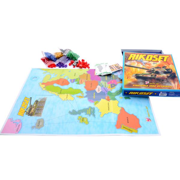 Megaplast Rikošet 3950674 - ODDO igračke
