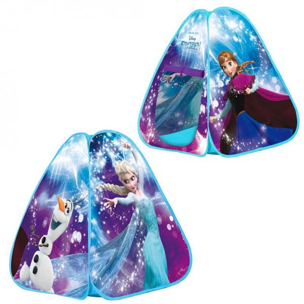 Šatori za decu Frozen 85x85x95 cm 66-703100 - ODDO igračke