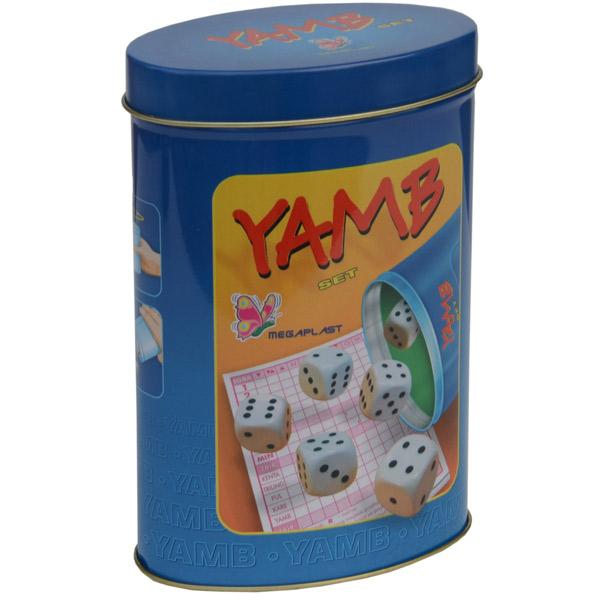 Jamb Megaplast 3950773 - ODDO igračke