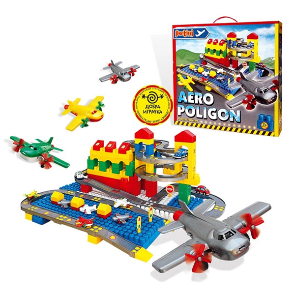 Aero Poligon Pertini P-0187 - ODDO igračke