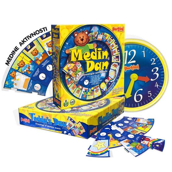 Edukativni set Medin dan Pertini P-0208 - ODDO igračke