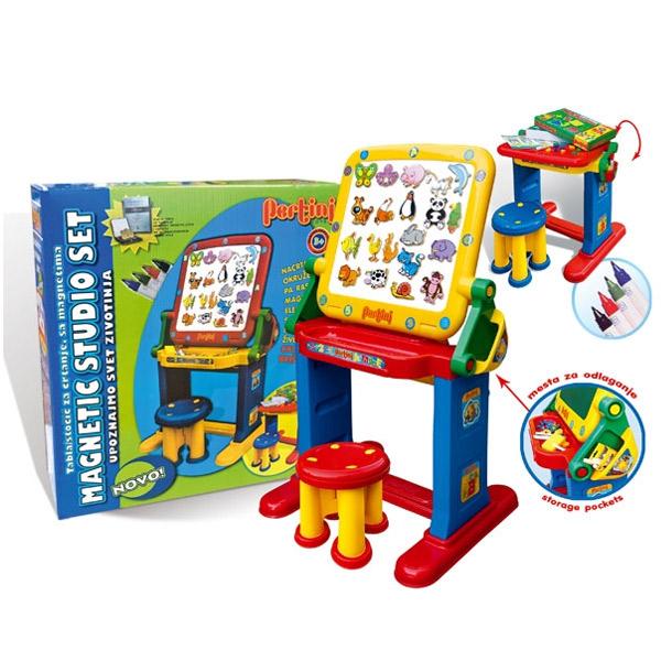 Pertini Magnetic Studio S P-0206S/Z - ODDO igračke