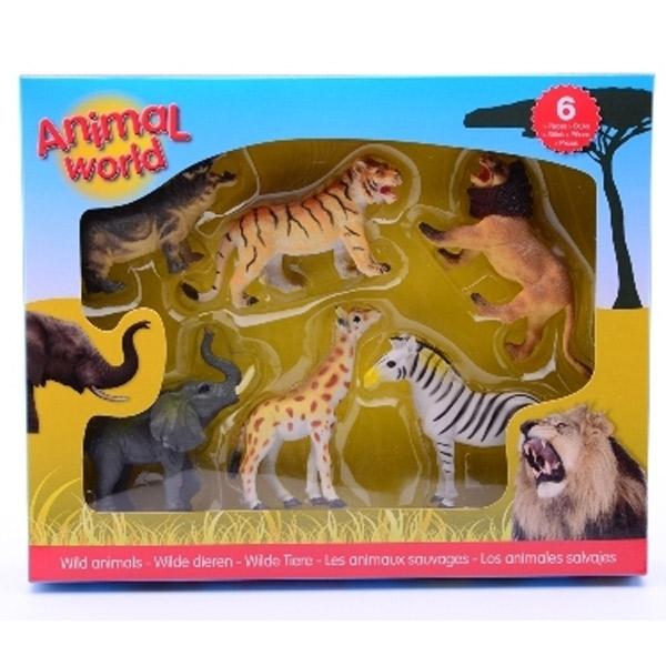 Plastične Životinje Divlje 26786 - ODDO igračke