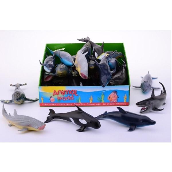 Gumene Morske Životinje 25CM 26701 - ODDO igračke