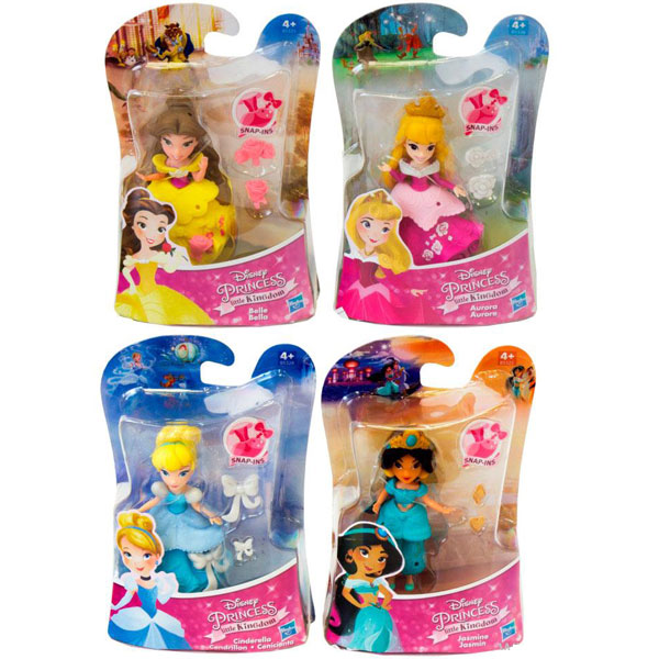 Disney Princess mala lutka B5321 - ODDO igračke