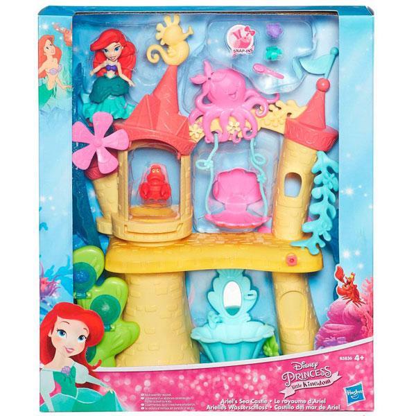 Disney Princess Ariel Morski zamak B5836 - ODDO igračke