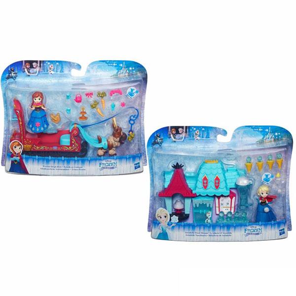 Frozen lutka playset blister B5194 - ODDO igračke