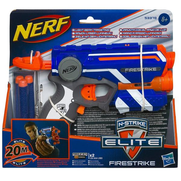 Nerf Nstrike Elite Firestrike Blaster 53378                                       - ODDO igračke
