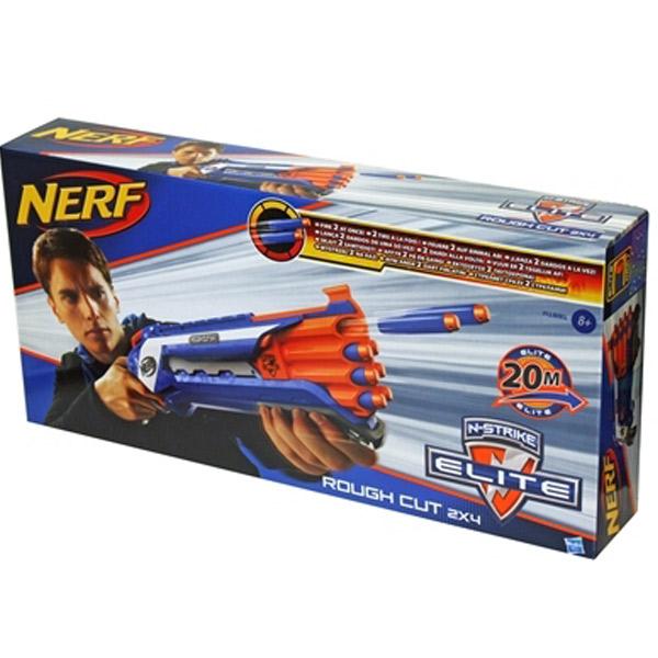 Nerf Nstrike Elite Rough Cut Ispaljivač  A1691                                  - ODDO igračke
