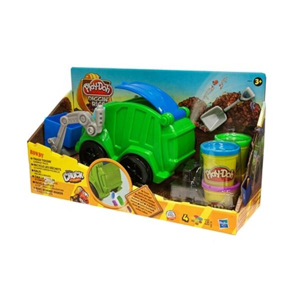 PlayDoh Plastelin Kamion Đubretarac A3672              - ODDO igračke