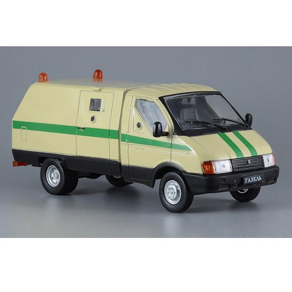 Russian Money Transport GAZ 3302  - ODDO igračke