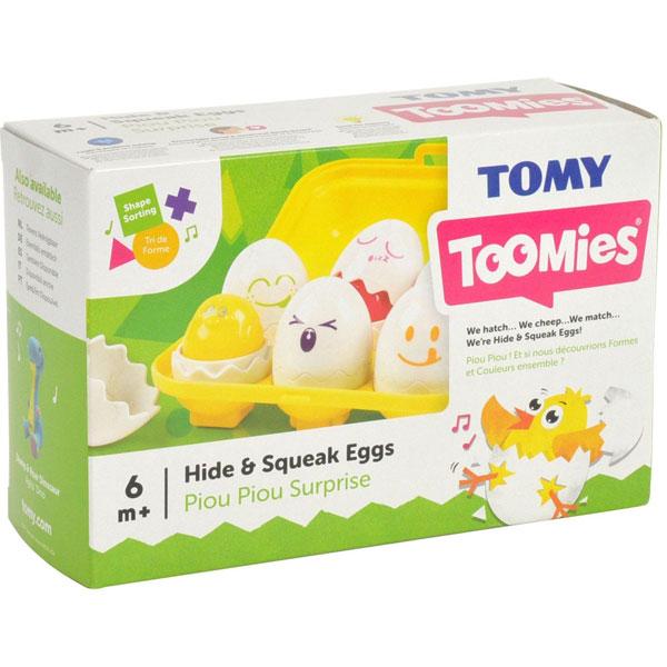 Tomy Muzička Jaja TM1581                                                                | ODDO igračke