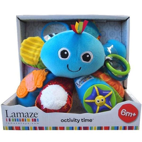 Tomy Lamaze Igračka Octivity Time TM27206                                                      - ODDO igračke