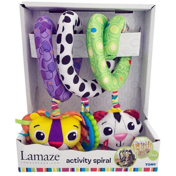 Spirala za krevetac Tomy Lamaze TM27142                                           - ODDO igračke