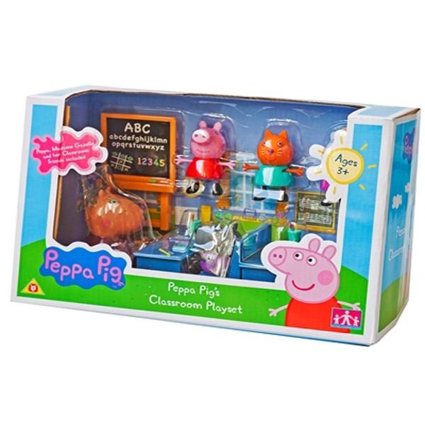 Peppa Pig Set Učionica TO5033                            - ODDO igračke