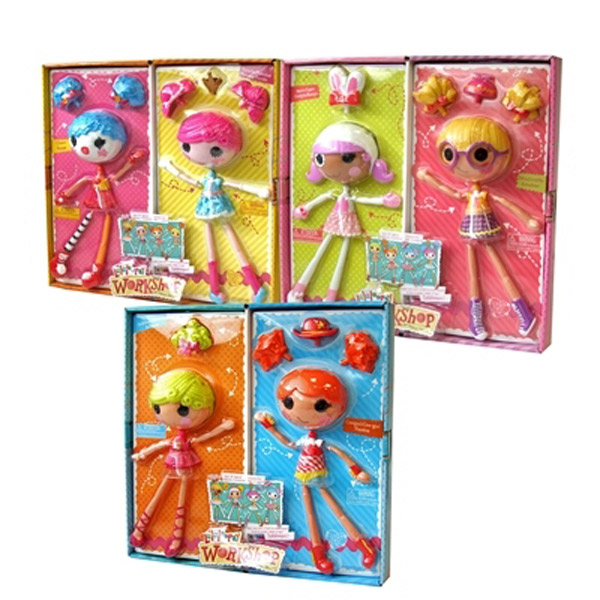 Lalaloopsy Workshop Double Pk 522560                                                     - ODDO igračke