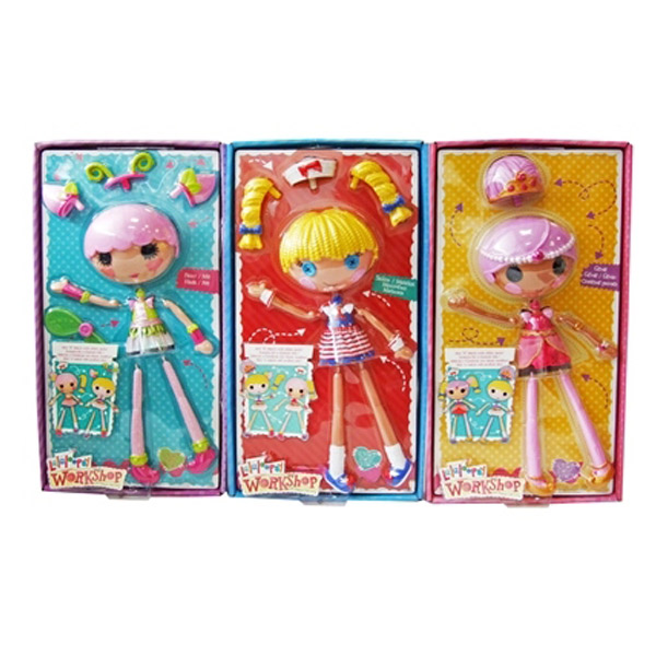 Lalaloopsy Workshop Single Pk  522614                                                 - ODDO igračke