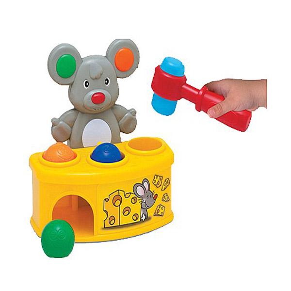 Muzički Miš sa čekićem FTMG13063 - ODDO igračke