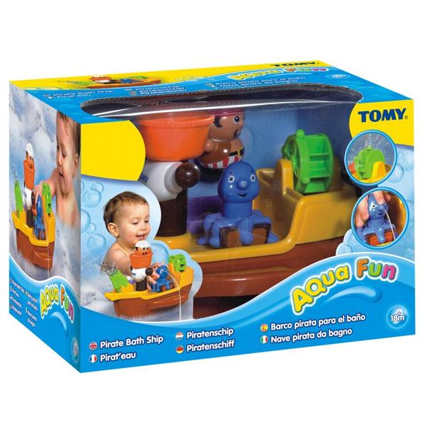 Tomy Piratski Brod za Kupanje TM71602                                                        - ODDO igračke