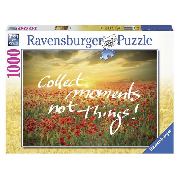 Ravensburger puzzle Collect Moments 1000pcs 01-195077 - ODDO igračke