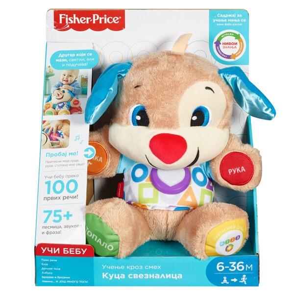 Fisher-Price Kuca Sveznalica MAFPP00 - ODDO igračke