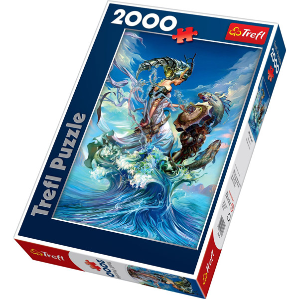 Trefl Puzzla Queen of the Seas 2000 pcs 27072 - ODDO igračke