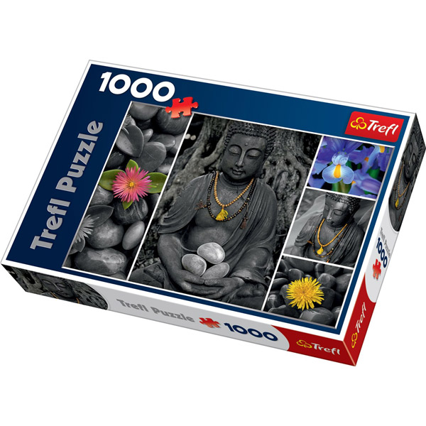 Trefl Puzzla Buddah 1000 pcs 10321 - ODDO igračke