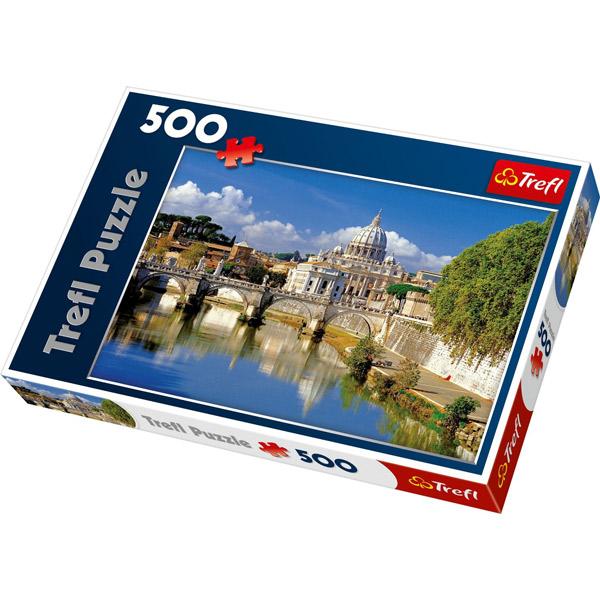 Trefl Puzzla Vatican, Rome, Italy 500 pcs 37087 - ODDO igračke