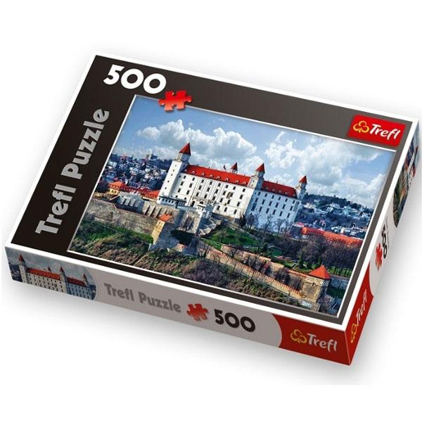Trefl Puzzla Bratislava 500 pcs 37133 - ODDO igračke