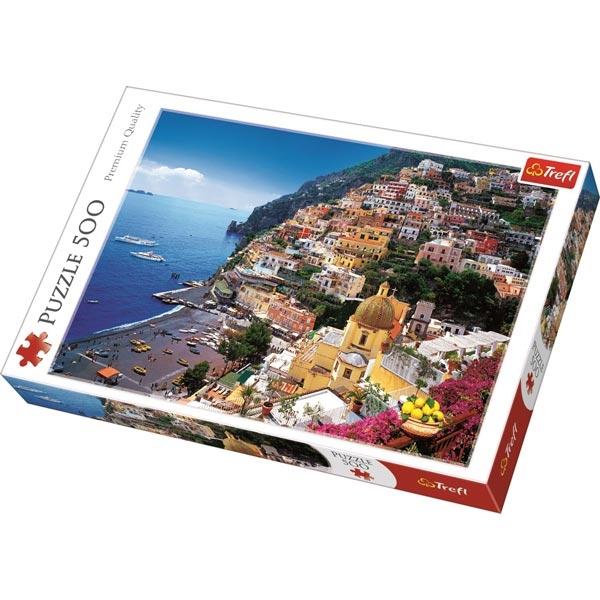Trefl Puzzla Positano, Italy 500 pcs 37145 - ODDO igračke