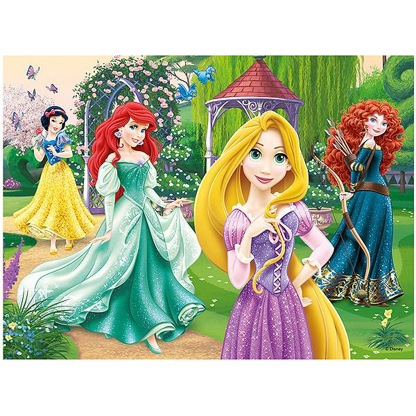 Trefl Puzzla Rapunzel Merida Ariel And Snow White 30 Pcs
