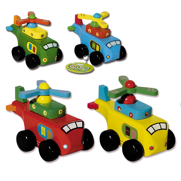 PINO Igračka na Potez Helikopter 7432-1 - ODDO igračke
